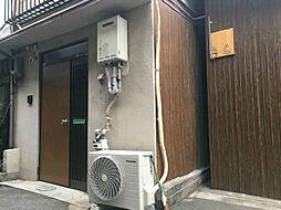 [一戸建] 大阪府大阪市西区九条3丁目 の賃貸【/】の外観