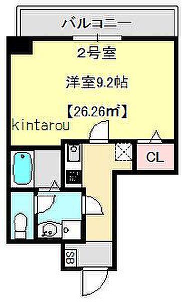 グランブルー森下 4階の賃貸【東京都 / 江東区】