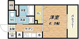 Fujiman北山町[2階]の間取り