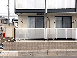 レオパレスアーバン[203号室]の外観