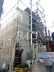 plumas東馬込[1階]の外観
