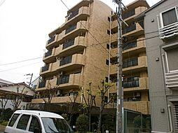 大阪府大阪市平野区瓜破1丁目の賃貸マンションの外観