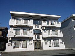埼玉県東松山市元宿2丁目の賃貸マンションの外観
