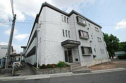 愛知県名古屋市守山区八剣2丁目の賃貸マンションの外観