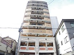 大阪府大阪市東成区中本4丁目の賃貸マンションの外観