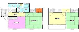 [一戸建] 広島県広島市西区己斐大迫2丁目 の賃貸【/】の間取り