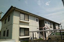 ビューディアス A[1階]の外観