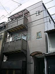 京都府京都市下京区上二之宮町の賃貸マンションの外観