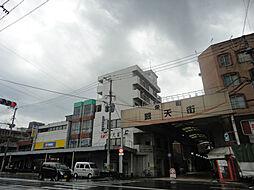 福岡県北九州市門司区栄町の賃貸アパートの外観