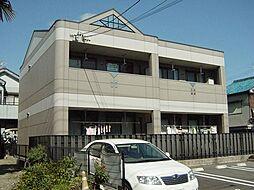 愛知県名古屋市西区江向町3の賃貸アパートの外観