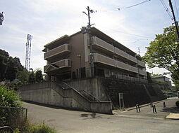 大阪府高槻市寺谷町の賃貸マンションの外観