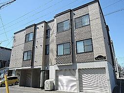 北海道札幌市東区北四十一条東13丁目の賃貸アパートの外観
