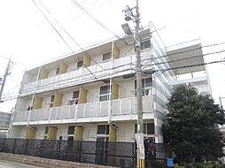 大阪府大阪市平野区西脇2の賃貸マンションの外観