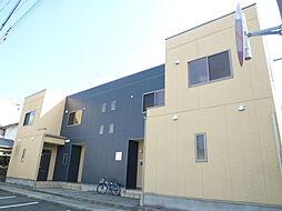 [テラスハウス] 静岡県浜松市浜北区上島 の賃貸【/】の外観