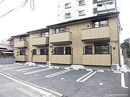 コスモ三萩野[1階]の外観