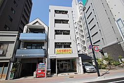 広島県広島市中区寺町の賃貸マンションの外観
