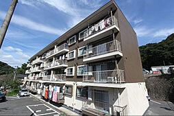 福岡県北九州市門司区田野浦3丁目の賃貸マンションの外観