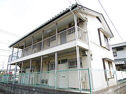 静荘[2階]の外観