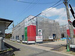 宮崎県宮崎市佐土原町下那珂の賃貸アパートの外観