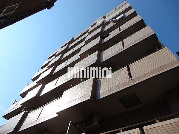サンモール浅間[8階]の外観