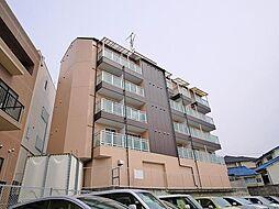 シティパレス富雄南[4階]の外観