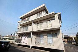 愛知県あま市七宝町桂角田の賃貸マンションの外観