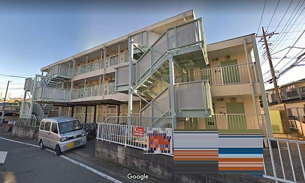 グリーンハイム片岡[106号室]の外観