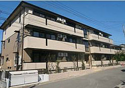 神奈川県横浜市都筑区北山田3丁目の賃貸アパートの外観