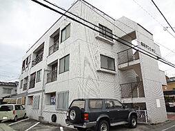 愛媛県松山市西石井3丁目の賃貸マンションの外観