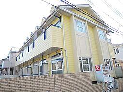 新松戸ライトフラッツ[1階]の外観