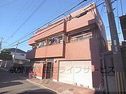 藤原マンション[202号室]の外観