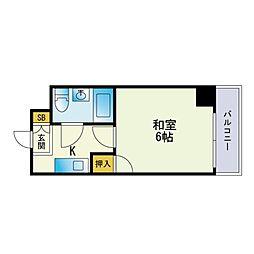 白木原駅 2.7万円