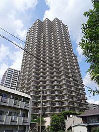 外観(大規模タワーマンション30階部分からの眺望をぜひご覧ください)