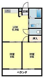 【敷金礼金0円!】名鉄名古屋本線 美合駅 徒歩24分