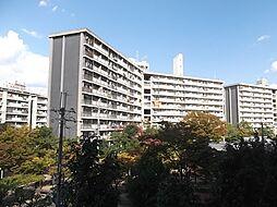 京都府京都市伏見区石田西ノ坪の賃貸マンションの外観