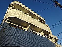 東京都小金井市貫井北町4丁目の賃貸マンションの外観