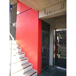 LEON−A[6階]の外観
