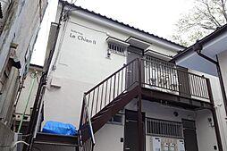 東京都足立区千住曙町の賃貸アパートの外観