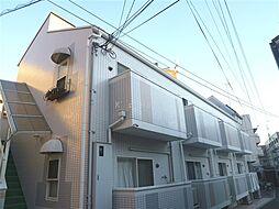 兵庫県神戸市中央区山本通3丁目の賃貸アパートの外観