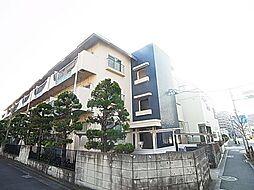 岡田マンション[1階]の外観