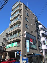 東京都国分寺市南町3丁目の賃貸マンションの外観