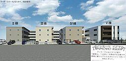 JHアンモード イグサ2[新築ペット可D-ROOM・駐車場1台付][2階]の外観