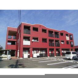 静岡県伊豆の国市韮山多田の賃貸アパートの外観