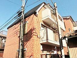 平マンション[2階]の外観