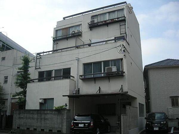 大野ビル  北館[3階]の外観