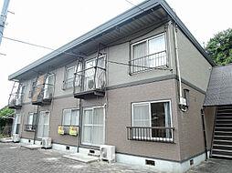 コーポKATUYAMA[2階]の外観
