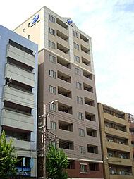 クラウンハイム西田辺[8階]の外観