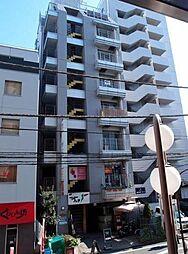 神奈川県藤沢市湘南台2の賃貸マンションの外観