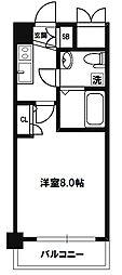 SEST新大阪[7階]の間取り