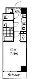 愛知県名古屋市南区桜本町2丁目の賃貸マンションの間取り